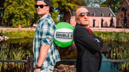 Dj-duo Double-U ft. Eugene mag plaatjes draaien in China