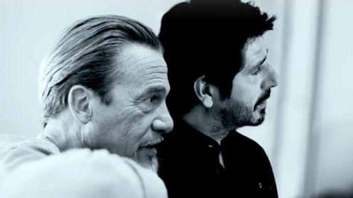 Florent Pagny et Patrick Fiori