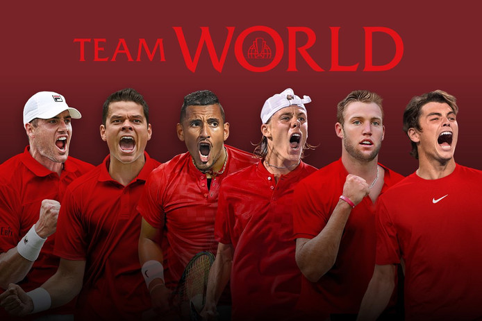 La Team World est désormais complète.