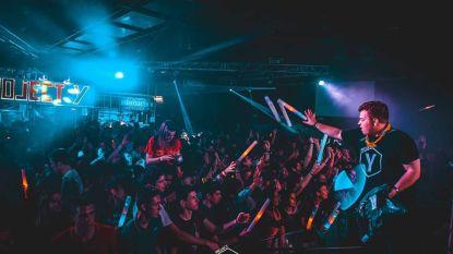 KSA fuift in stilte met 'silent disco room'