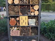 Open dag bij bijenhal op  Landpark Assisië