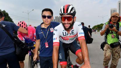 KOERS KORT. Gaviria boekt tweede ritzege in Ronde van Guangxi - Poolse neoprof naar CCC