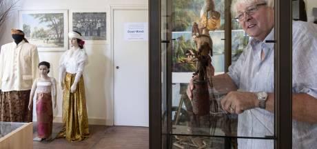 Oost/West geeft bij museum De Scheper in Eibergen '75 jaar vrijheid' Indische draai
