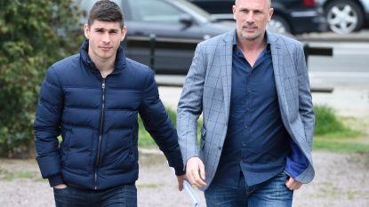 Ruslan Malinovskyi vrijgesproken voor rode kaart in duel tegen Gent