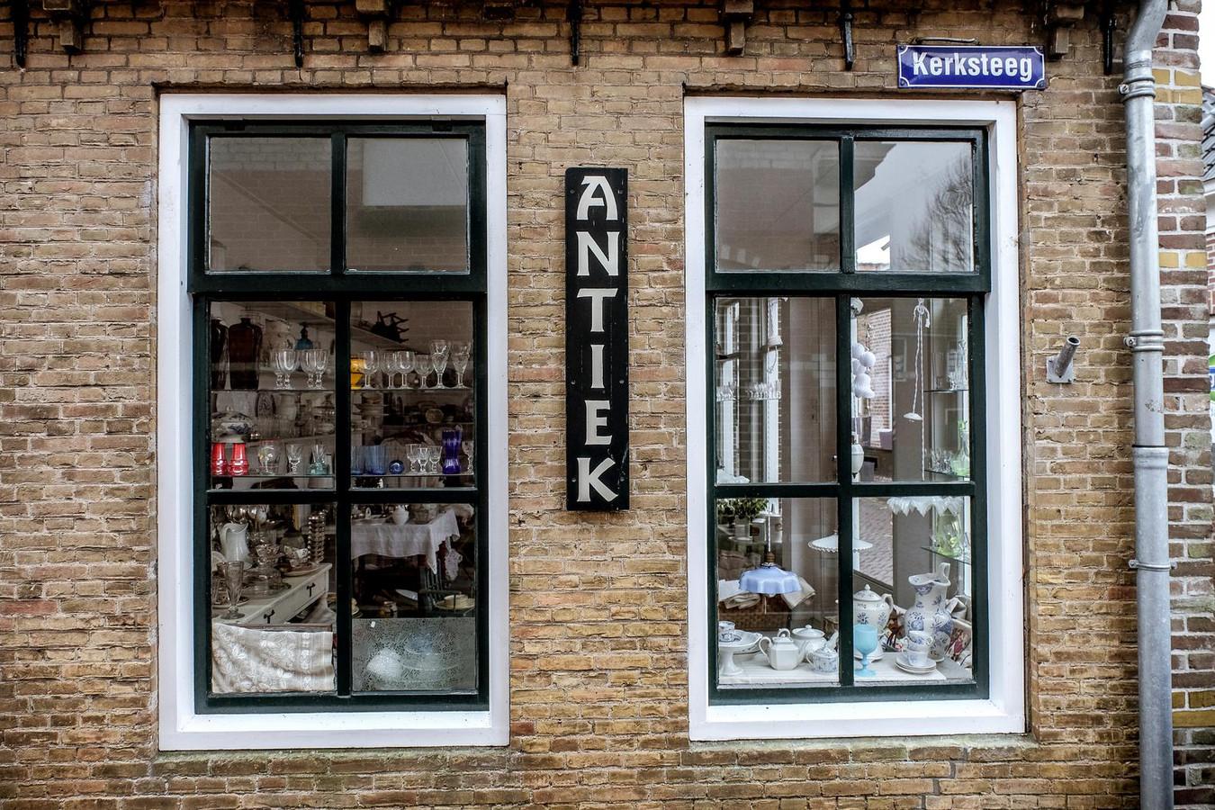 Leuk vintage-adres in Sloten