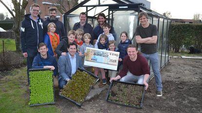 Piepjonge Bond steunt kinderboerderij