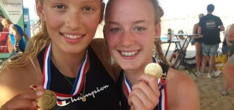 Goud voor beachvolleybalsters uit Rijssen