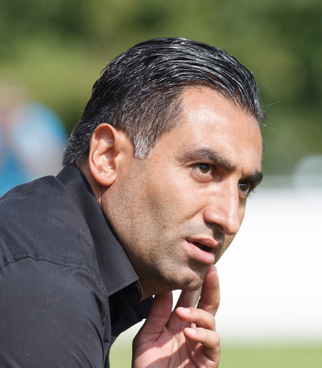 Ilguy nieuwe trainer Sparta Nijkerk