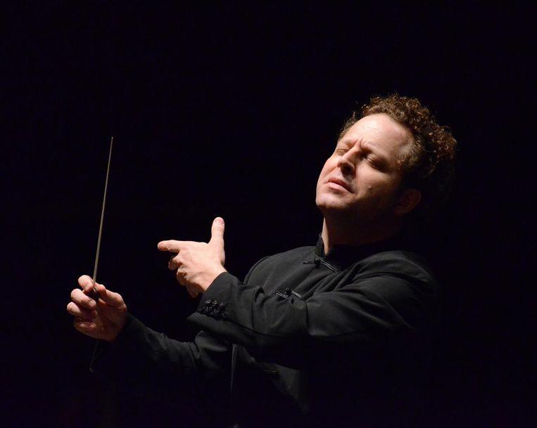 Het Nederlands Philharmonisch Orkest speelt dit weekend de beroemde muziek van John Williams in het Concertgebouw Beeld D. Vass