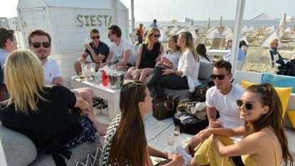 Knokke is dronken bezoekers beu en dreigt met sluiting strandbars