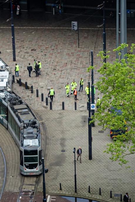 Ontspoorde tram terug in rails gehesen: dienstregeling wordt hervat