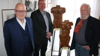 Berendrechts beeldhouwer krijgt beeldenkamer in Poldermuseum