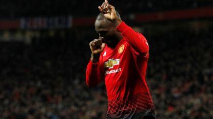 Daar is 'Big Rom' weer: Lukaku scoort in klinkende 4-1-zege van Man. United tegen Bournemouth, Pogba twee keer aan het kanon