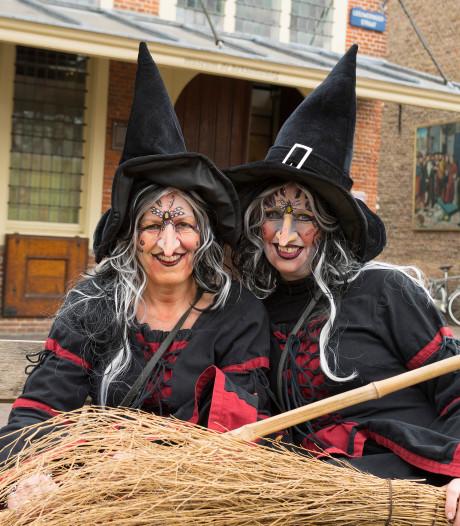 Heksenfestijn hoort bij Oudewater, ook zónder heksen