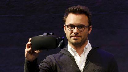 Alweer topman weg bij Facebook: medeoprichter Oculus stapt op