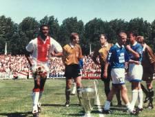 8000 toeschouwers zagen hoe Alphense Boys het opnamen tegen Champions League-winnaar Ajax