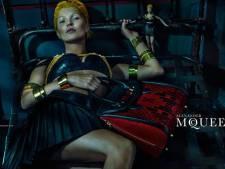 Kate Moss, égérie futuriste d'Alexander McQueen