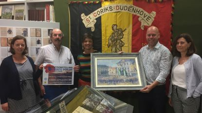 Tentoonstelling 'De Groote Oorlog: van Duitse keizer tot spoorwegspionnen