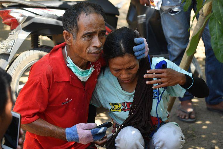 Inwoners zijn getraumatiseerd door het recente natuurgeweld. Het eiland werd zondag getroffen door een aardbeving met een kracht van 6,9. Daarna volgde een serie naschokken. Lombok was recentelijk ook al opgeschrikt door een beving van 6,4.