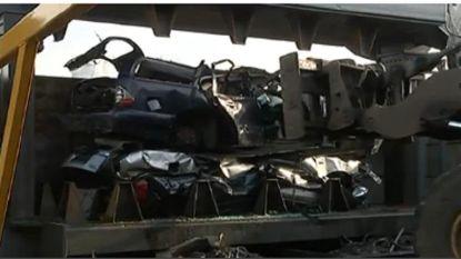 97% van uw auto wordt gerecycleerd, zelfs het zand in uw matten