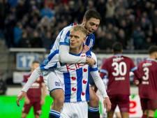 Zelfs voorsprong van 2-0 niet genoeg voor Vitesse in Heerenveen