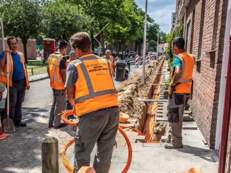 Spijkenisse en Zuidland krijgen als eerste sneller internet: daarna ook glasvezel elders op het eiland