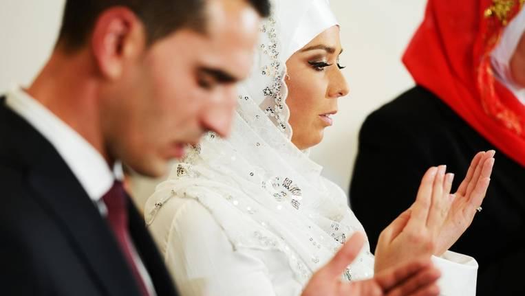 Fatwa van nederlandse imams tegen illegale huwelijken trouw