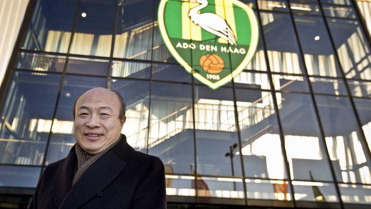 Wang Hui. Beeld anp