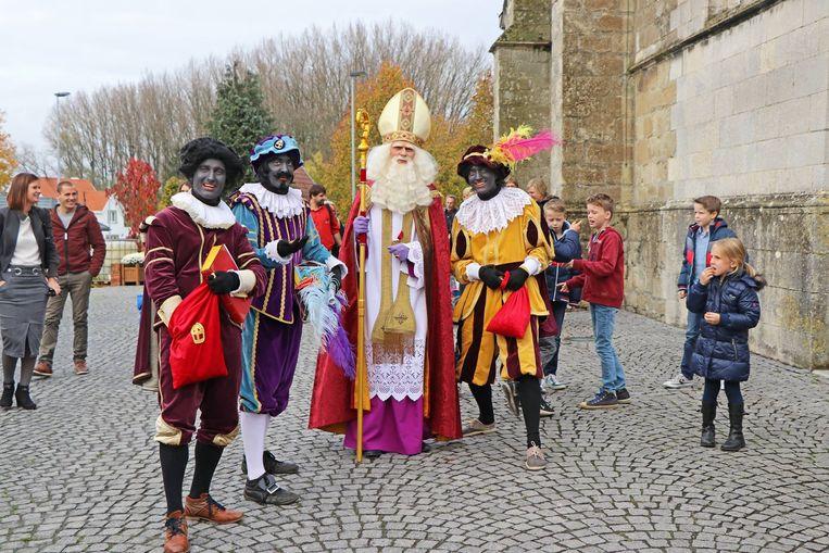 Sint Maarten opnieuw te gast in de Sint-Martinuskerk