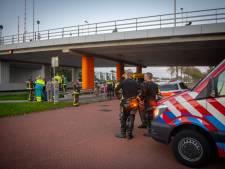 Politieagent vist man in vrije tijd uit Oude Rijn