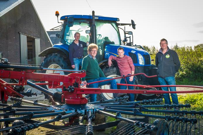Louter de agrarische ondernemers hebben het recht op teruggave van hun bijdrage voor het Ondernemersfonds Heerde.