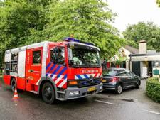 Plensbui en leidingbreuk zetten kelder Pannekoeckershuys in Den Hout blank
