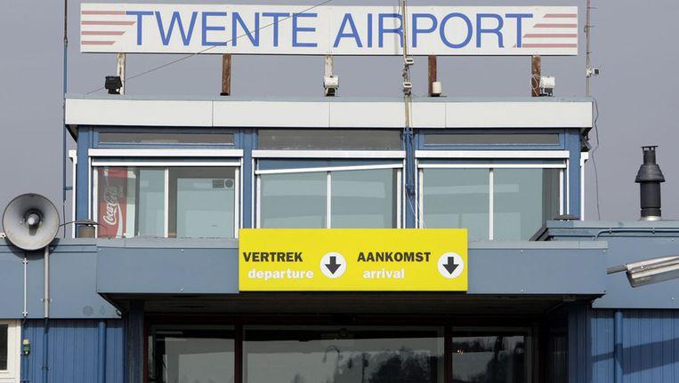 Twente Airport Beeld ANP