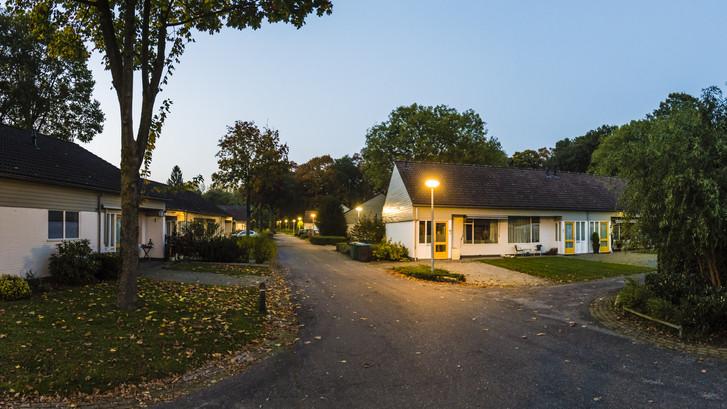 'Het is op dit moment niet prettig wonen op het Redemptoristenpark in Glanerbrug'