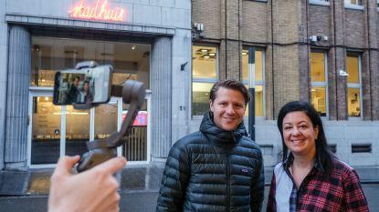 Wie vraag stelt aan N-VA-schepenen in Kortrijk, maakt kans op vlog met tandem Kelly en Axel