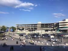 Deel nieuwe parkeergarage Eindhoven Airport ingestort, geen gewonden