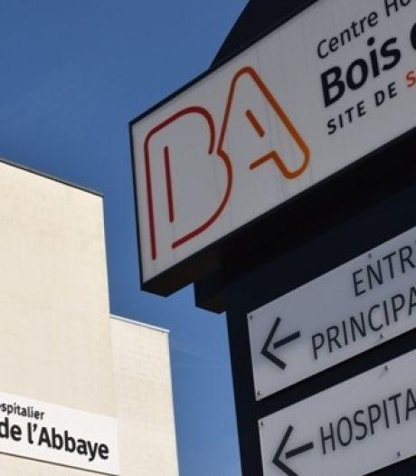 Les visites sont dorénavant interdites au CHBA à Seraing