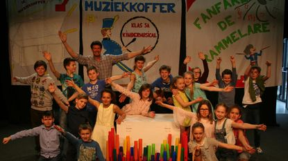 Creatieve leerlingen steunen zieke kinderen