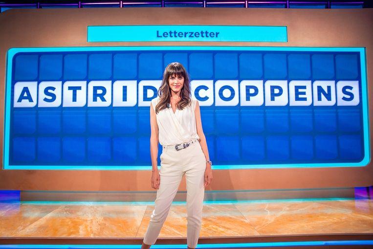 Astrid Coppens deed een opvallende onthulling in 'Het Rad'.