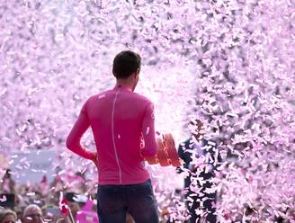 Giro-winnaar Dumoulin heeft alweer getraind