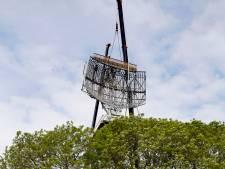 Defensie:radartoren in Herwijnen zal gezondheid niet schaden