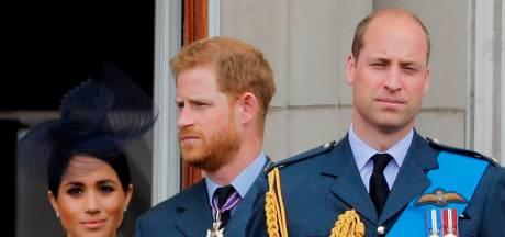 Prins William verdrietig om 'megxit': 'Heb altijd arm om Harry heen geslagen'