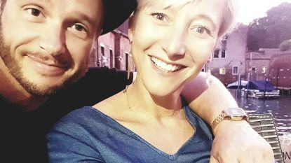 """Maxime De Winne toont elke dag dat hij z'n vriendin graag ziet: """"In de liefde kan je niet overdrijven"""""""