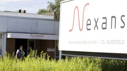 50 banen bedreigd bij Nexans in Erembodegem