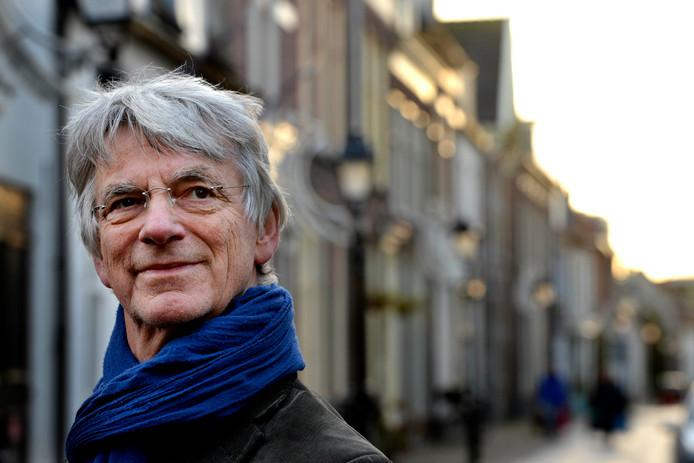 Rieks Hoogenkamp, initiatiefnemer van de Roos van Culemborg.