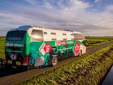Top 2000-stembus vrijdag 8 december in Oldenzaal