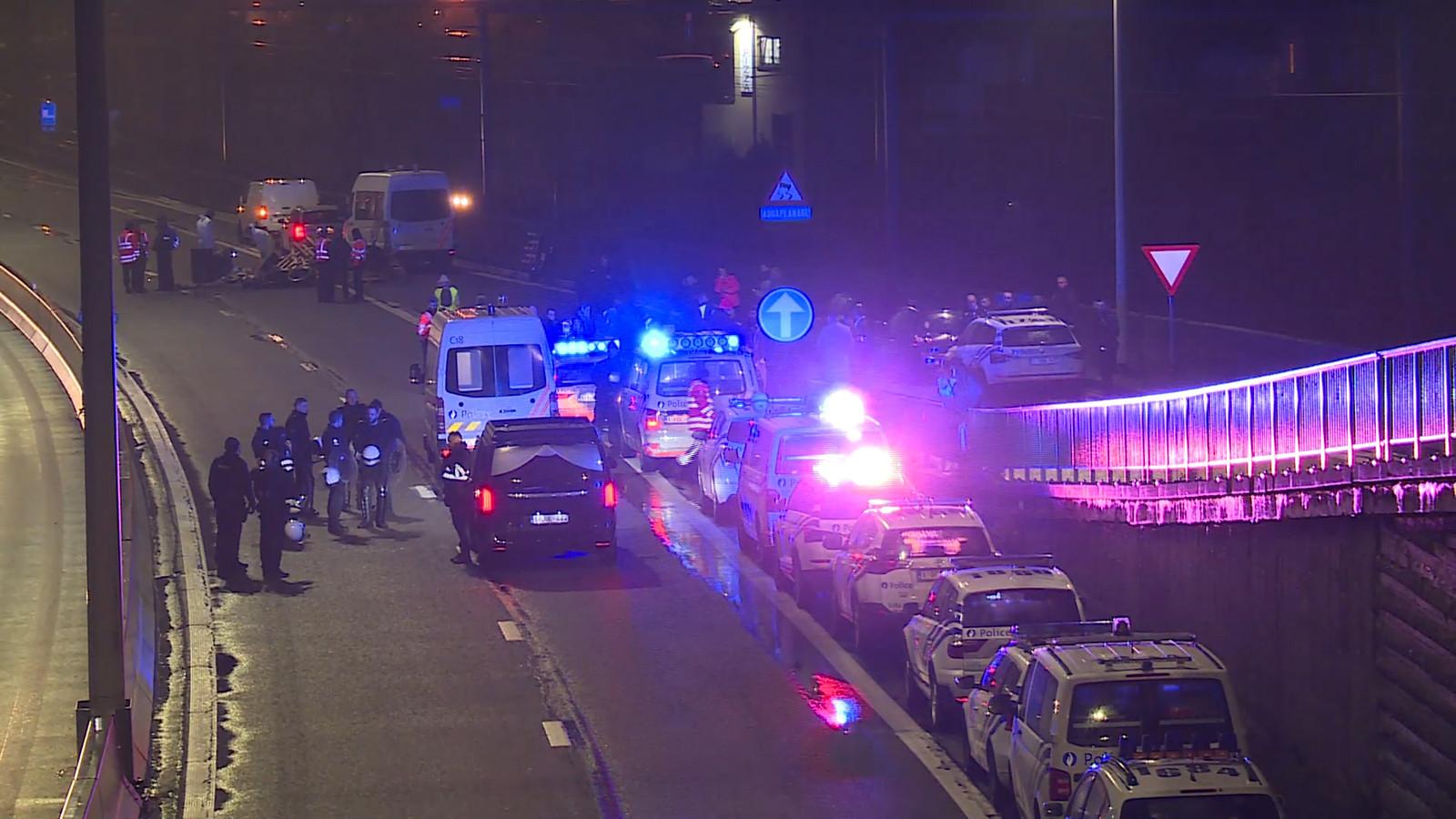 Demonstrant omgekomen bij actie gele hesjes op snelweg bij Visé.