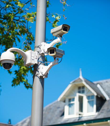 Snel nieuwe camera's voor centrum Veenendaal