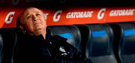 Luiz Felipe Scolari nouvel entraîneur de Cruzeiro