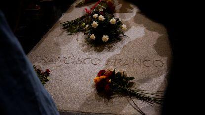 Spaanse regering keurt omstreden voorstel goed: resten dictator Franco worden opgegraven en verplaatst
